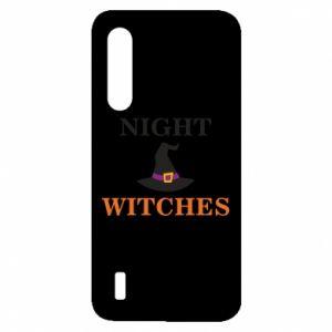Etui na Xiaomi Mi9 Lite Night witches