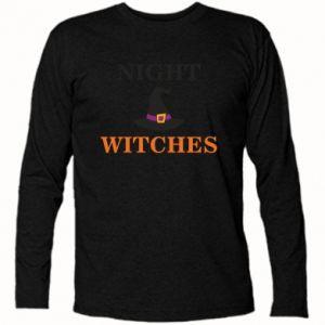 Koszulka z długim rękawem Night witches
