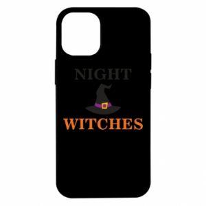 Etui na iPhone 12 Mini Night witches