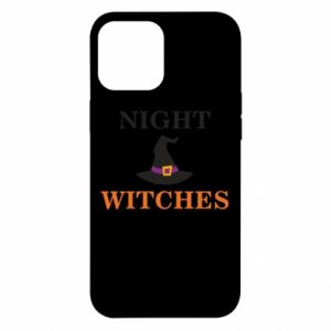 Etui na iPhone 12 Pro Max Night witches