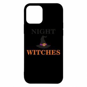 Etui na iPhone 12/12 Pro Night witches