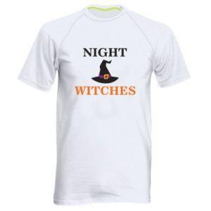 Męska koszulka sportowa Night witches