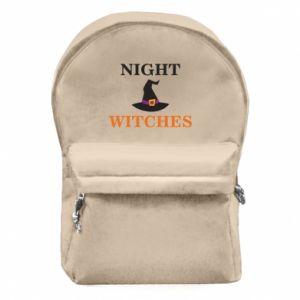Plecak z przednią kieszenią Night witches