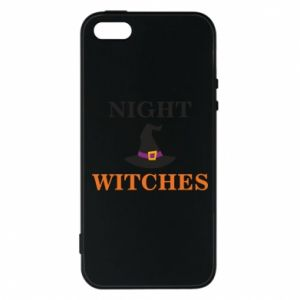 Etui na iPhone 5/5S/SE Night witches