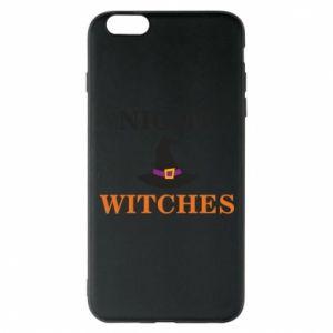 Etui na iPhone 6 Plus/6S Plus Night witches