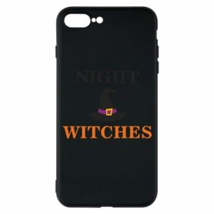 Etui na iPhone 7 Plus Night witches