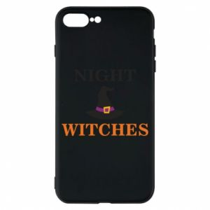 Etui na iPhone 8 Plus Night witches