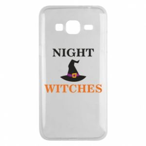 Etui na Samsung J3 2016 Night witches