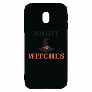 Etui na Samsung J3 2017 Night witches