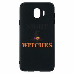 Etui na Samsung J4 Night witches