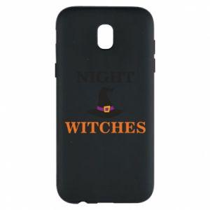 Etui na Samsung J5 2017 Night witches