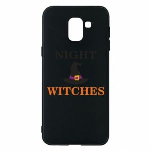 Etui na Samsung J6 Night witches