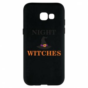Etui na Samsung A5 2017 Night witches