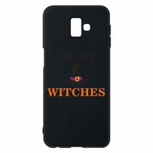 Etui na Samsung J6 Plus 2018 Night witches