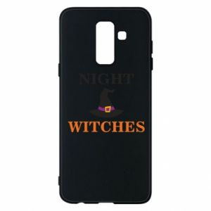 Etui na Samsung A6+ 2018 Night witches