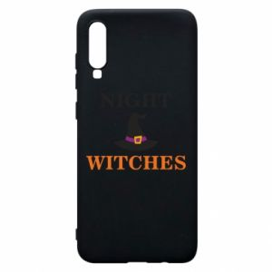 Etui na Samsung A70 Night witches