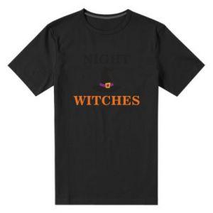 Męska premium koszulka Night witches