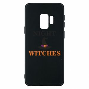 Etui na Samsung S9 Night witches