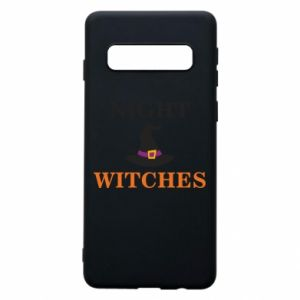 Phone case for Samsung S10 Night witches