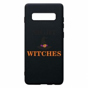 Etui na Samsung S10+ Night witches