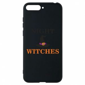 Etui na Huawei Y6 2018 Night witches