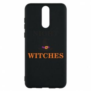 Etui na Huawei Mate 10 Lite Night witches