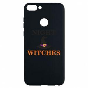 Etui na Huawei P Smart Night witches