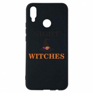 Etui na Huawei P Smart Plus Night witches