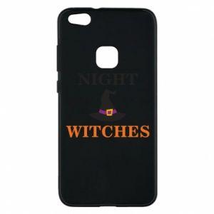 Etui na Huawei P10 Lite Night witches
