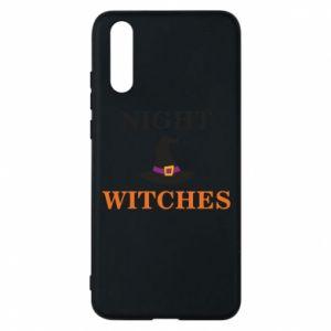 Etui na Huawei P20 Night witches