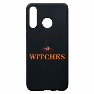 Etui na Huawei P30 Lite Night witches