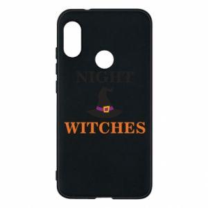 Etui na Mi A2 Lite Night witches
