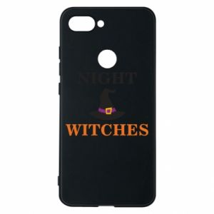 Etui na Xiaomi Mi8 Lite Night witches