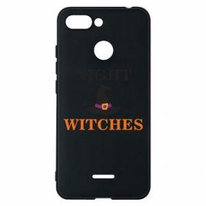 Etui na Xiaomi Redmi 6 Night witches