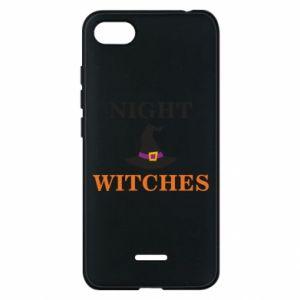 Etui na Xiaomi Redmi 6A Night witches