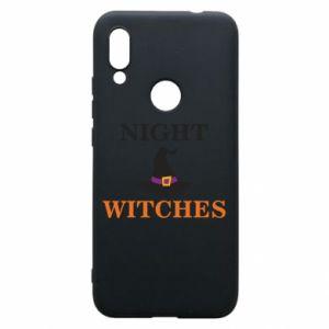 Etui na Xiaomi Redmi 7 Night witches