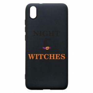 Etui na Xiaomi Redmi 7A Night witches