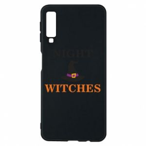 Etui na Samsung A7 2018 Night witches