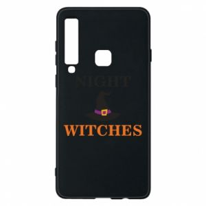 Etui na Samsung A9 2018 Night witches
