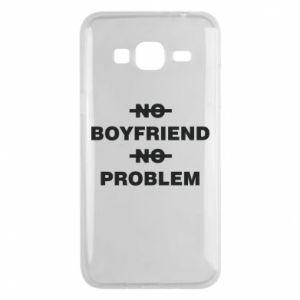 Etui na Samsung J3 2016 No boyfriend no problem