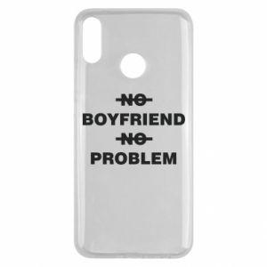 Huawei Y9 2019 Case No boyfriend no problem