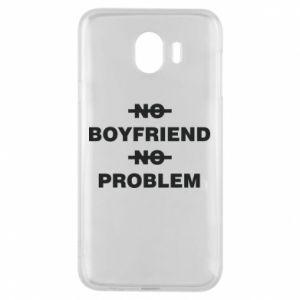 Etui na Samsung J4 No boyfriend no problem