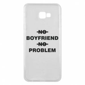 Etui na Samsung J4 Plus 2018 No boyfriend no problem