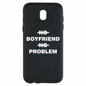 Etui na Samsung J5 2017 No boyfriend no problem