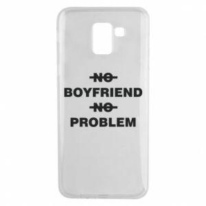 Etui na Samsung J6 No boyfriend no problem