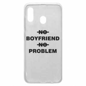 Etui na Samsung A30 No boyfriend no problem