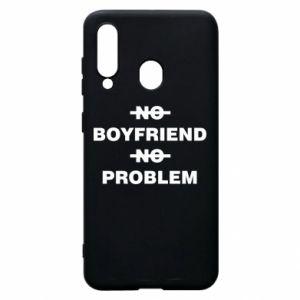 Etui na Samsung A60 No boyfriend no problem