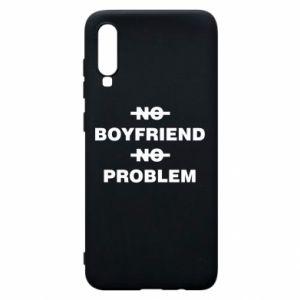 Etui na Samsung A70 No boyfriend no problem