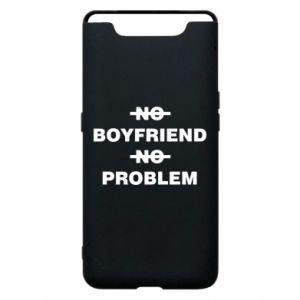 Etui na Samsung A80 No boyfriend no problem