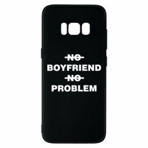 Etui na Samsung S8 No boyfriend no problem
